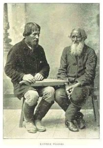 Making And Playing A Finnish Kantele